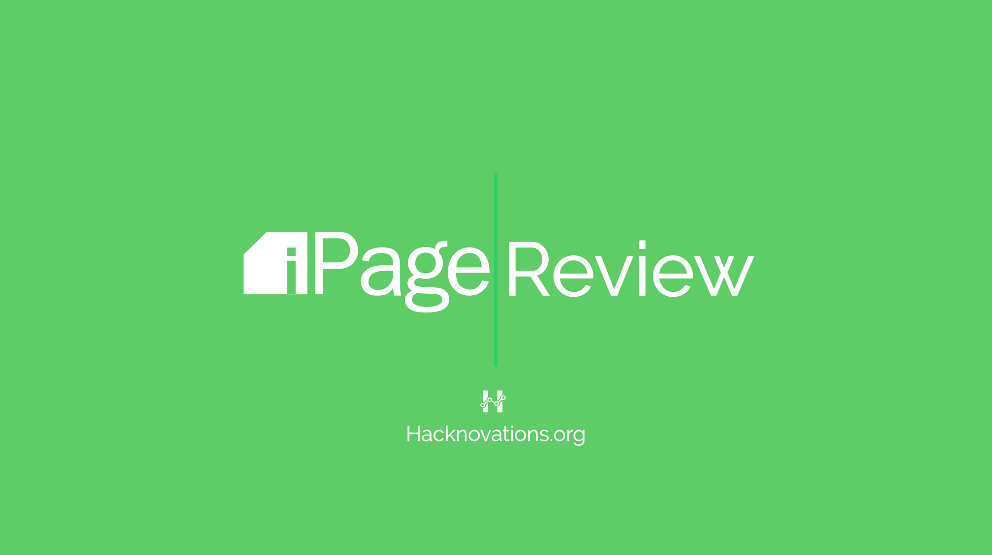 ipage review fresh