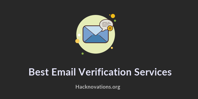 best email verification service